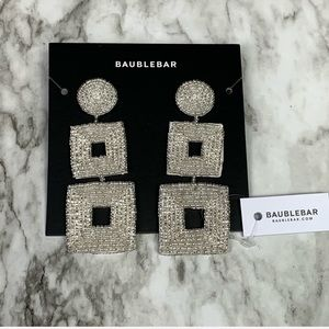 NWT Baublebar Henna Drop Earrings